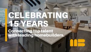 home builder executive search