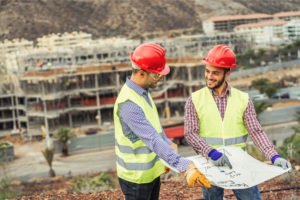 What are the opportunities for advancement for a construction worker